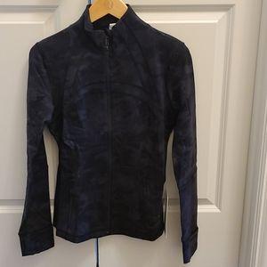 Nwt! Lululemon define jacket incognito camo grey